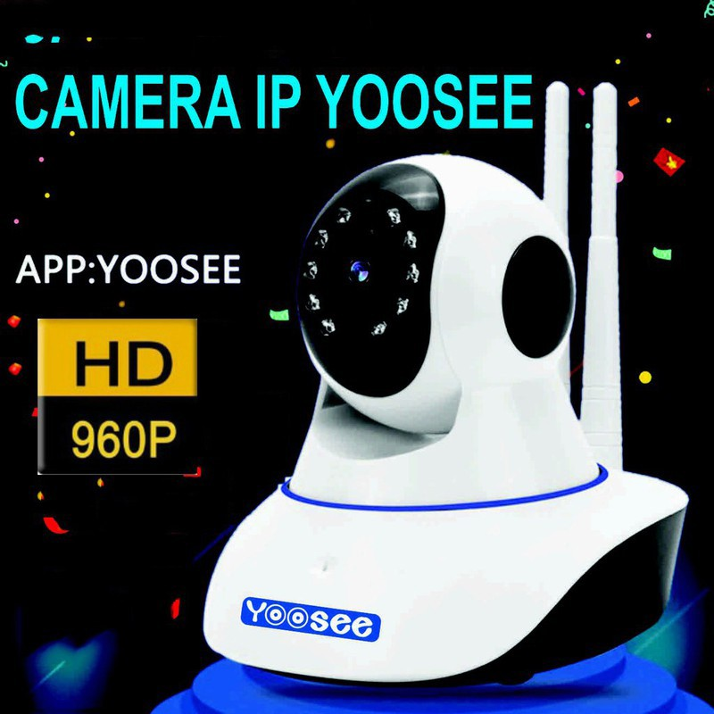 Camera ip yoosee HD960P Siêu nét