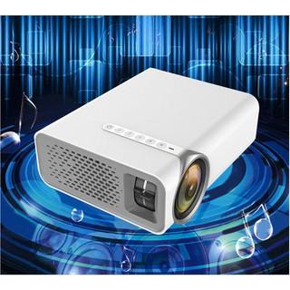 ( BH 1 ĐỔI 1) Máy Chiếu Mini YG530-TẶNG DÂY HDMI – Kết Nối Không Dây Qua Wifi Có Cổng Cắm HDMI Nhập Khẩu Chính Hãng