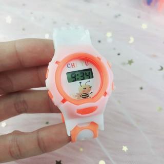 Đồng hồ điện tử trẻ em Led Chi Yu CY02 mẫu mới tuyệt đẹp