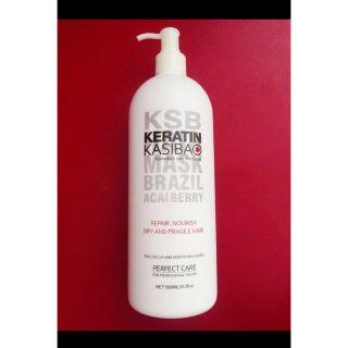 Chuyên phục hồi tóc hư tổn nặng KARATIN KSB