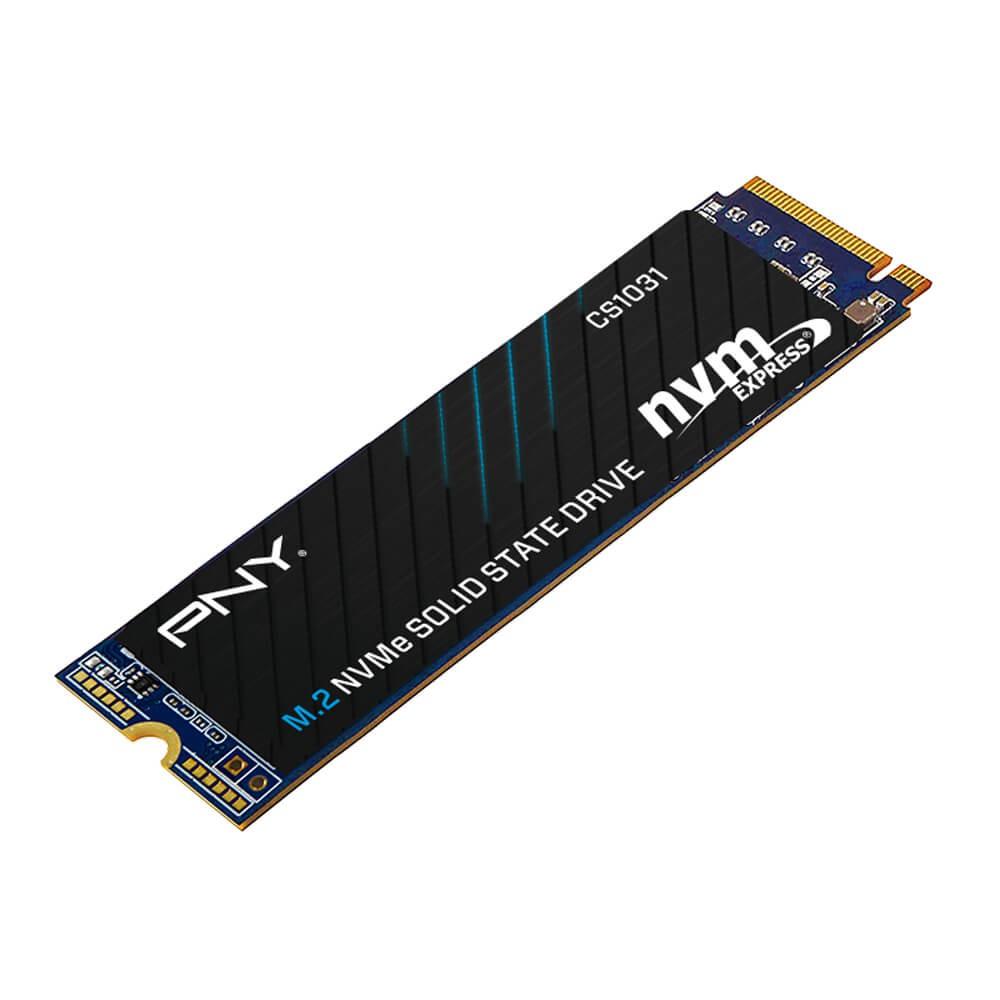 Ổ cứng SSD PNY M2 NVMe 256GB/ 512GB ( CS1031)  Chính hãng - Bảo Hành 5 Năm