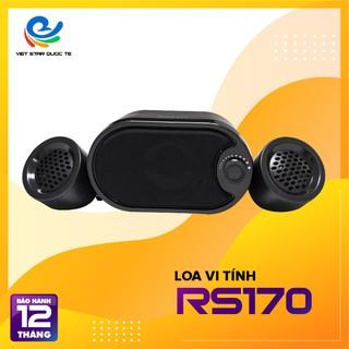 Loa máy vi tính laptop ROBOT RS170 Âm thanh trung thực sống động Công suất Loa 9W  - Hàng chính hãng