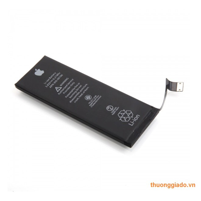 THAY PIN IPHONE SE (1624MAH) ORIGINAL BATTERY