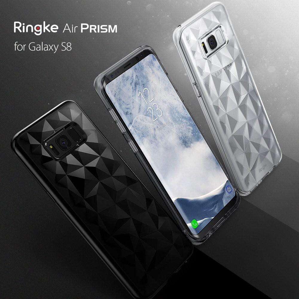Ốp lưng Ringke Air Prism Galaxy S8 Plus - Hàng nhập khẩu