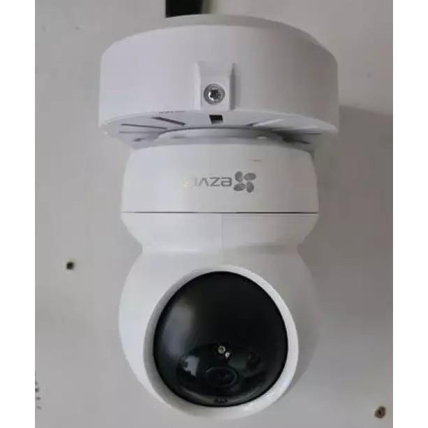 chân đế treo tường cho camera Dome, camera hình cầu hoặc bán cầu - hàng nhập khẩu