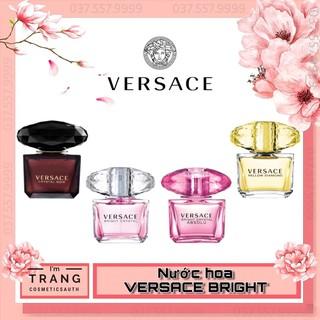 Nước Hoa VERSACE Bright Crystal Full Seal 90ml Nước Hoa Nữ Hàng Chính Hãng thumbnail