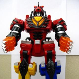 Dx Geki Touja trong siêu nhân quyền thú