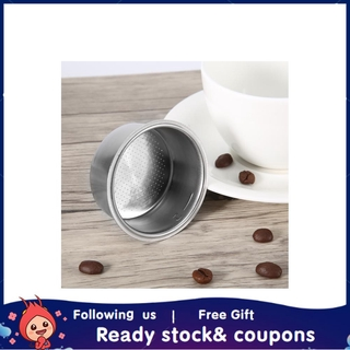 Xiyijia Stainless Steel Filter Coffee Maker Accessories for 51mm High Pressure Machine