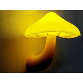 Đèn ngủ cảm ứng, đèn cảm biến, đèn tự động HÌNH NẤM, HÌNH HOA