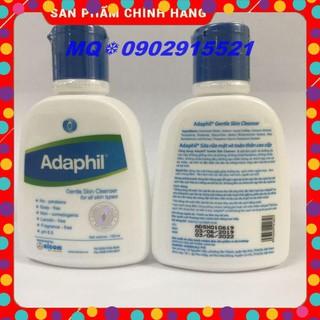 ADAPHIL Sữa Rửa Mặt Và Toàn Thân Cao Cấp 125ml