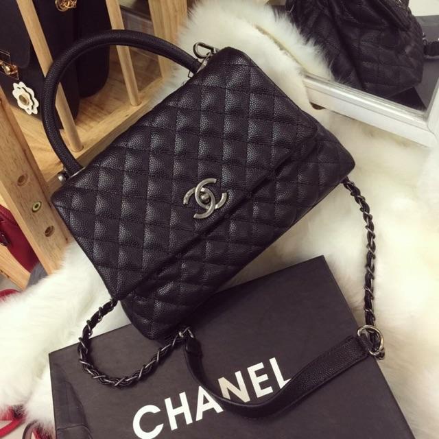 Túi Chanel coco size 25 - 10076006 , 373435849 , 322_373435849 , 295000 , Tui-Chanel-coco-size-25-322_373435849 , shopee.vn , Túi Chanel coco size 25