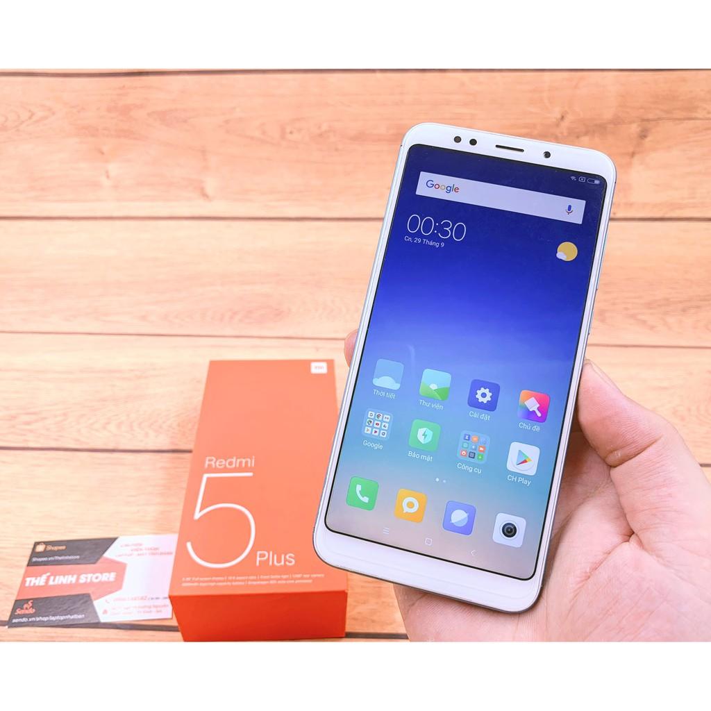 Điện thoại Xiaomi Redmi 5 Plus có Tiếng Việt-Nguyên Hộp