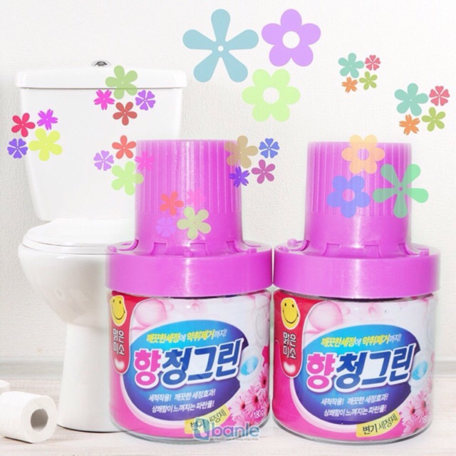 Chai tẩy bồn cầu khủ mùi Hàn Quốc - 2838337 , 322813422 , 322_322813422 , 36000 , Chai-tay-bon-cau-khu-mui-Han-Quoc-322_322813422 , shopee.vn , Chai tẩy bồn cầu khủ mùi Hàn Quốc