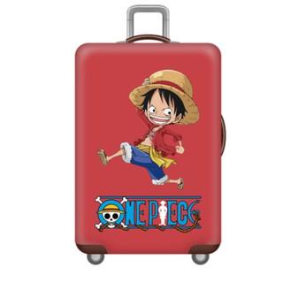 Vỏ bọc vali chống chầy xước - Luffy đỏ thumbnail