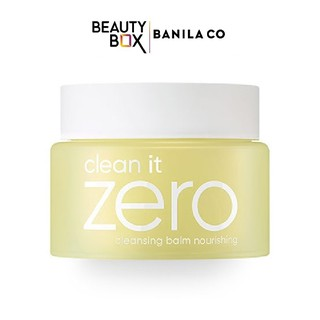 Sáp Tẩy Trang Banila Co Clean It Zero Cleansing Balm Nourishing 100ml thumbnail
