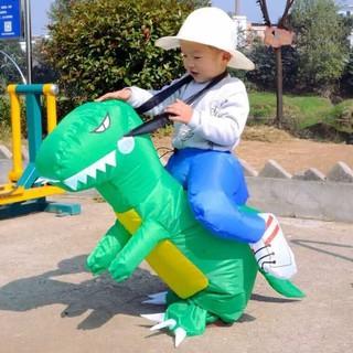 Quần khủng long dạo phố cho bé tặng kèm bơm hơi [ SIÊU SỈ 2020 ]