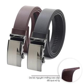 Thắt lưng nam da bò Anh Tho Leather - SM02 thumbnail