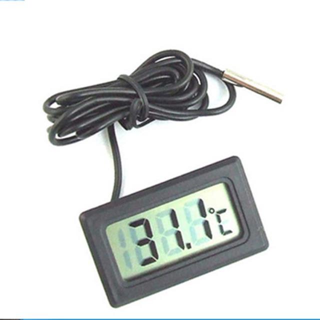 Combo 20 nhiệt kế điện tử có dây dò giá rẻ
