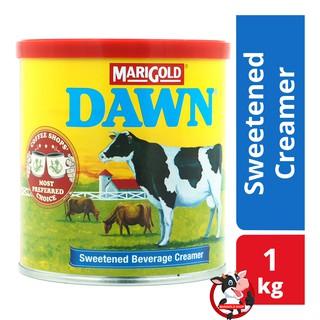Sữa Đặc MARIGOLD DAWN Loại 1 Kg, Nhập Khẩu Trực Tiếp Từ Singapore