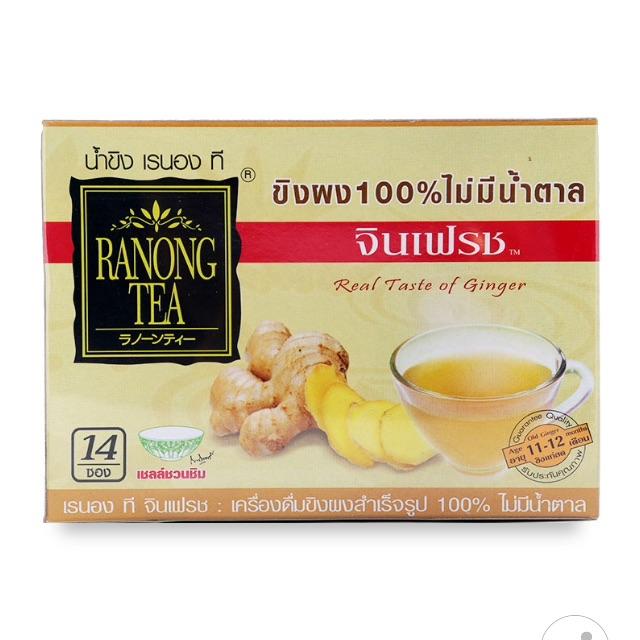 Bột Trà Gừng Ranong Tea Không Đường 70G - 2538719 , 836866037 , 322_836866037 , 165000 , Bot-Tra-Gung-Ranong-Tea-Khong-Duong-70G-322_836866037 , shopee.vn , Bột Trà Gừng Ranong Tea Không Đường 70G