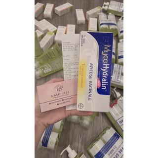 Viên vệ sinh phụ nữ MycoHydrin (bill Pháp) 2