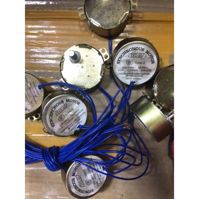 Mô tơ (motor) quạt điện TYT-50 cho túp năng