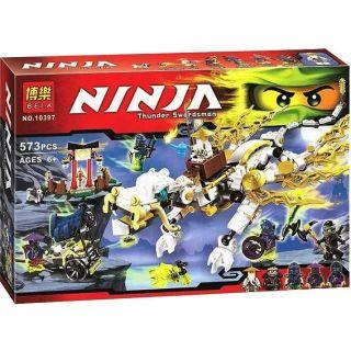 Lego Ninja Bela Rồng của sư phụ Wu 10397