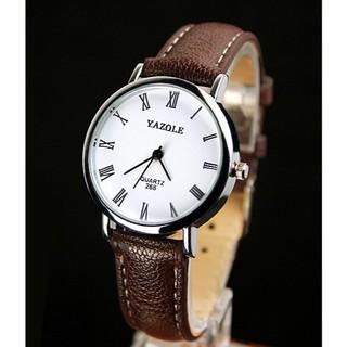 Đồng hồ nữ dây da Yazole YA007 thumbnail