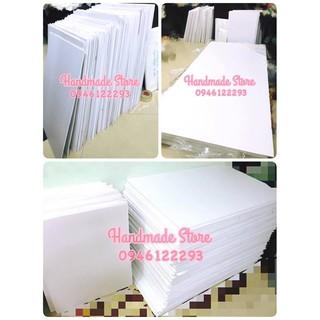 Bìa mô hình (PVC Foam)