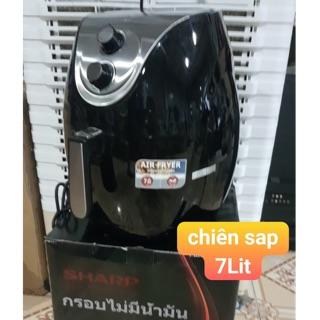 Nồi Chiên Không Dầu SHARP 7L Thái Lan