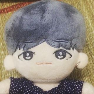 [ DOLL BTS 20cm ] Doll Suga ( Fujiyoongi )