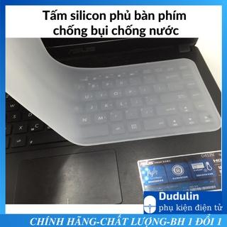 Miếng Phủ Bàn Phím Silicon 13 -> 17 inch (Chắn bụi, Chống nước cho latop)