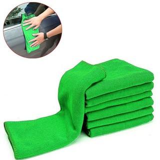 khăn lau ô tô chuyên dụng 1 lớp mềm mại chống xước thumbnail