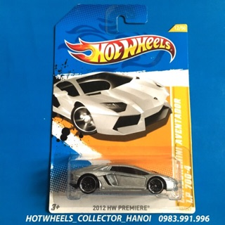 Xe Hot Wheels – Lambor ghini Aventador LP 700-4