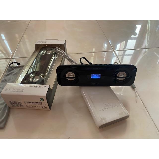 Loa Máy Tính Edifier MP15 Plus - Có Đài FM - Mới 100%