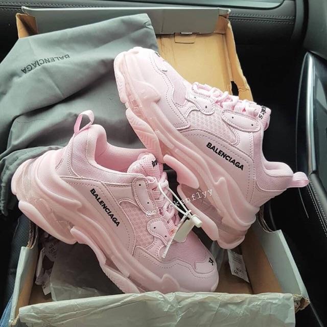 Balenciaga hồng 🌸❤️