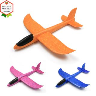 Kids Hand Throw Flying Glider Planes Toys Foam Aeroplane Model Party Favor Plane Toys For Kids Game