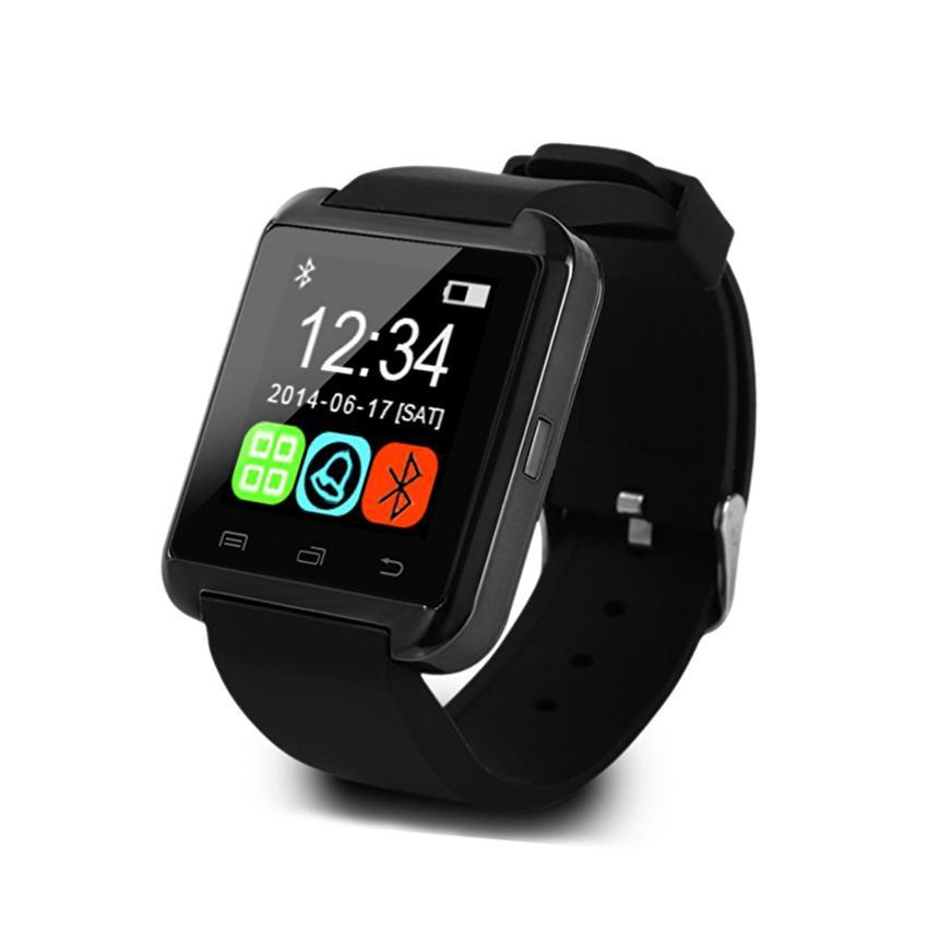 Đồng hồ thông minh Smartwatch U8 (Đen)