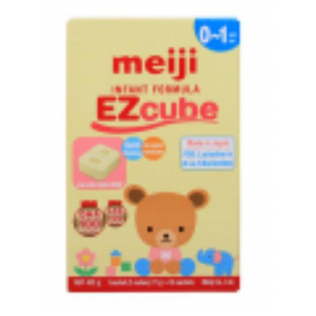Sữa Meiji nhập khâủ dạng thanh số 0 (hsd tháng 9.2019)