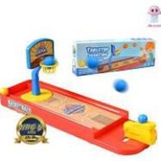Bộ đồ chơi bắn bóng rổ để bàn mini cho bé