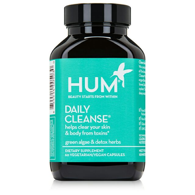[Hộp 60 viên] Viên uống detox, ngừa mụn HUM Nutrition DAILY CLEANSE - 3365083 , 1003001716 , 322_1003001716 , 665000 , Hop-60-vien-Vien-uong-detox-ngua-mun-HUM-Nutrition-DAILY-CLEANSE-322_1003001716 , shopee.vn , [Hộp 60 viên] Viên uống detox, ngừa mụn HUM Nutrition DAILY CLEANSE