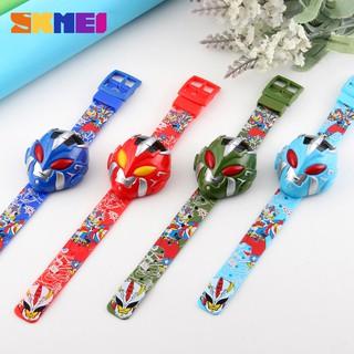 Đồng hồ kỹ thuật số SKMEI 1239 họa tiết hoạt hình cho trẻ em