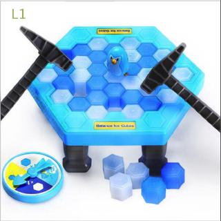L1 Funny Interesting Family Interactive Mini Table Kids Play Breaking Ice Game