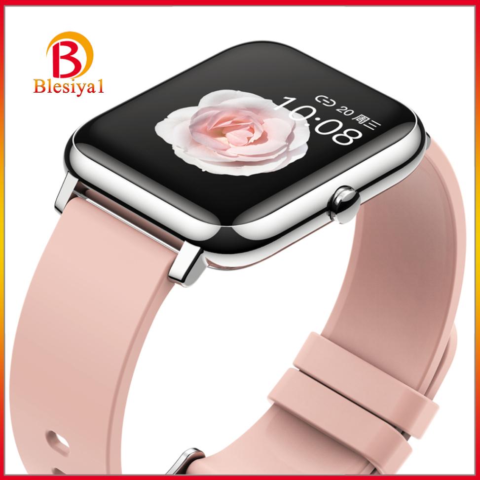 Đồng Hồ Thông Minh Kết Nối Bluetooth 4.0 Hỗ Trợ Đo Nhịp Tim Chất Lượng Cao