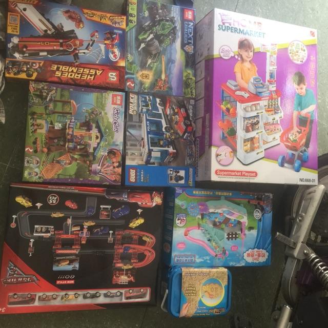 Lego các kiểu - 9953348 , 1187968670 , 322_1187968670 , 1128000 , Lego-cac-kieu-322_1187968670 , shopee.vn , Lego các kiểu