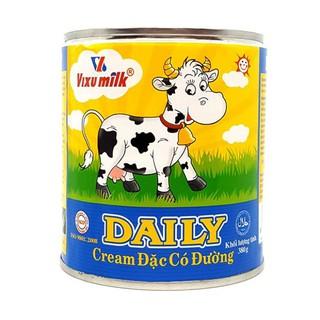 Kem Đặc/Sữa Đặc Daily Vàng Vixumilk 380g