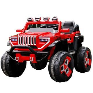 Ô tô xe điện đồ chơi MODEL BDQ1200 02 động cơ lớn 02 chỗ ngồi 12V7AH cho bé vận động ( Đỏ-Cam-Xanh)