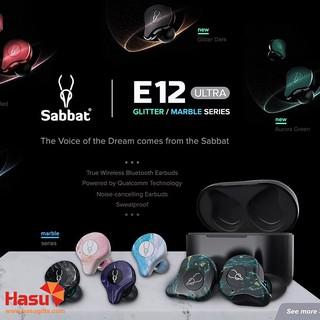 Tai nghe bluetooth Sabbat E12 Ultra tổng hợp 4 dòng 15 màu chính hãng