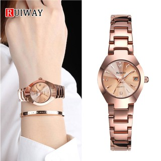 YASHIDUN stainless steel strap Elegant design Couple watch Women's watch Quality watch