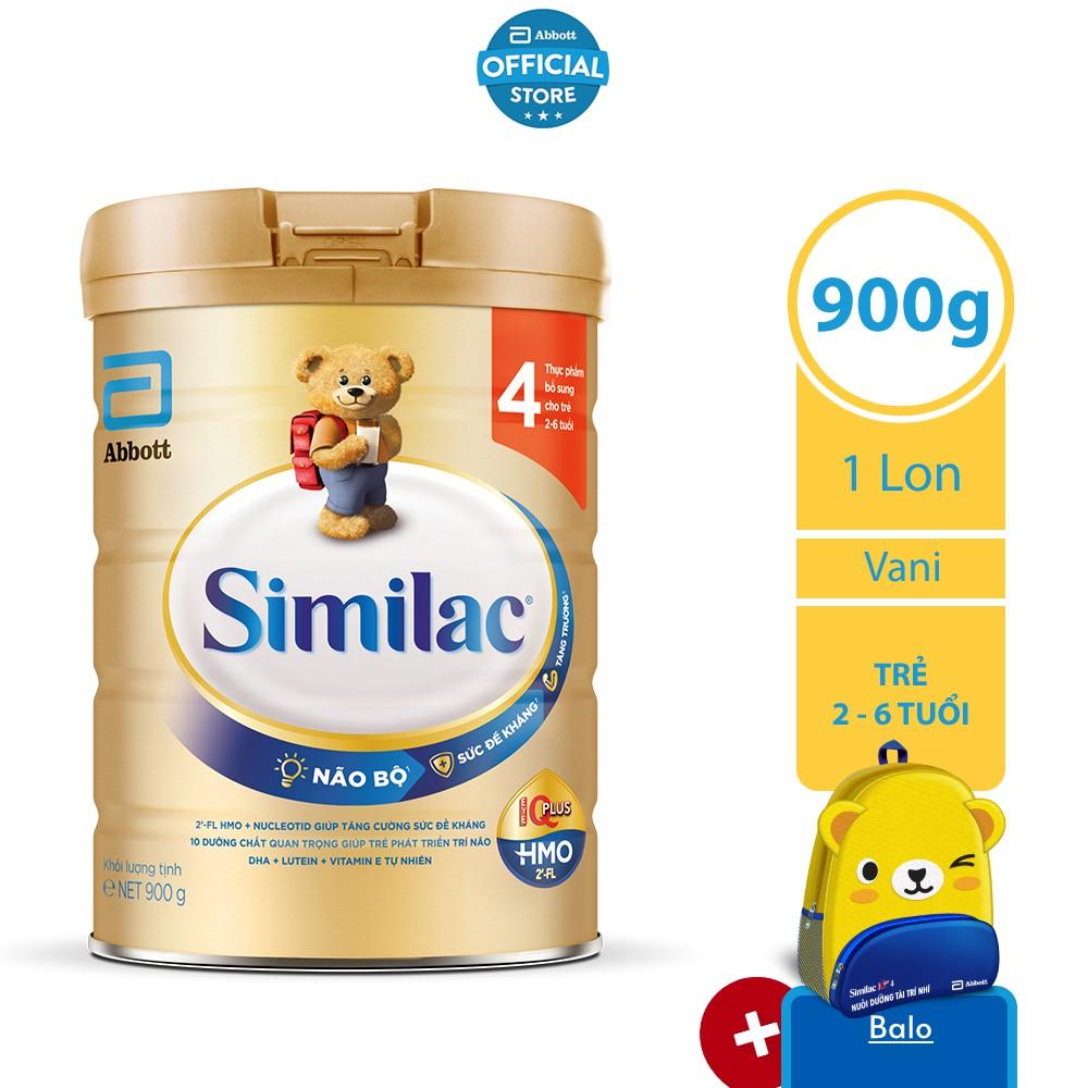 Sữa bột Similac 4 900g